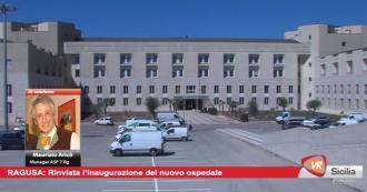 ASP Ragusa piano di assunzioni per 183 infermieri e 106 oss