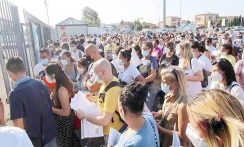 Concorso OSS di La Spezia a rischio annullamento