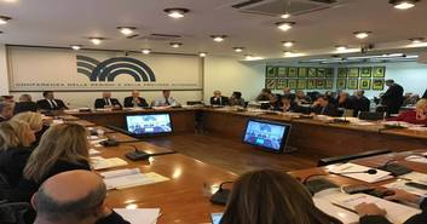 Conferenza Stato Regioni OSS