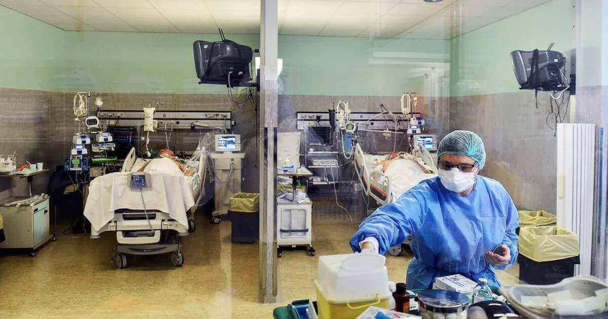Coronavirus: migliaia di OSS e infermieri contagiati